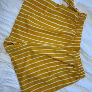 Charlotte Russe Skirts - Wrap skort